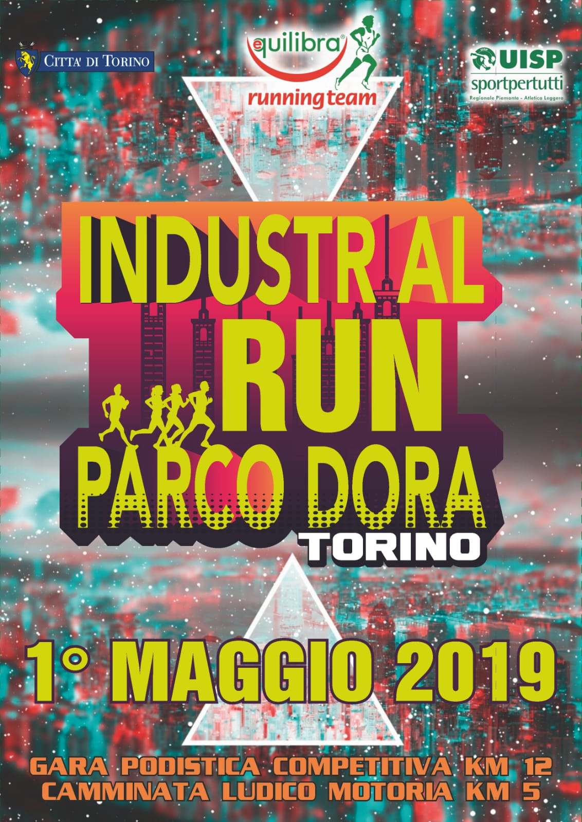 Industrial Run Parco Dora 2019