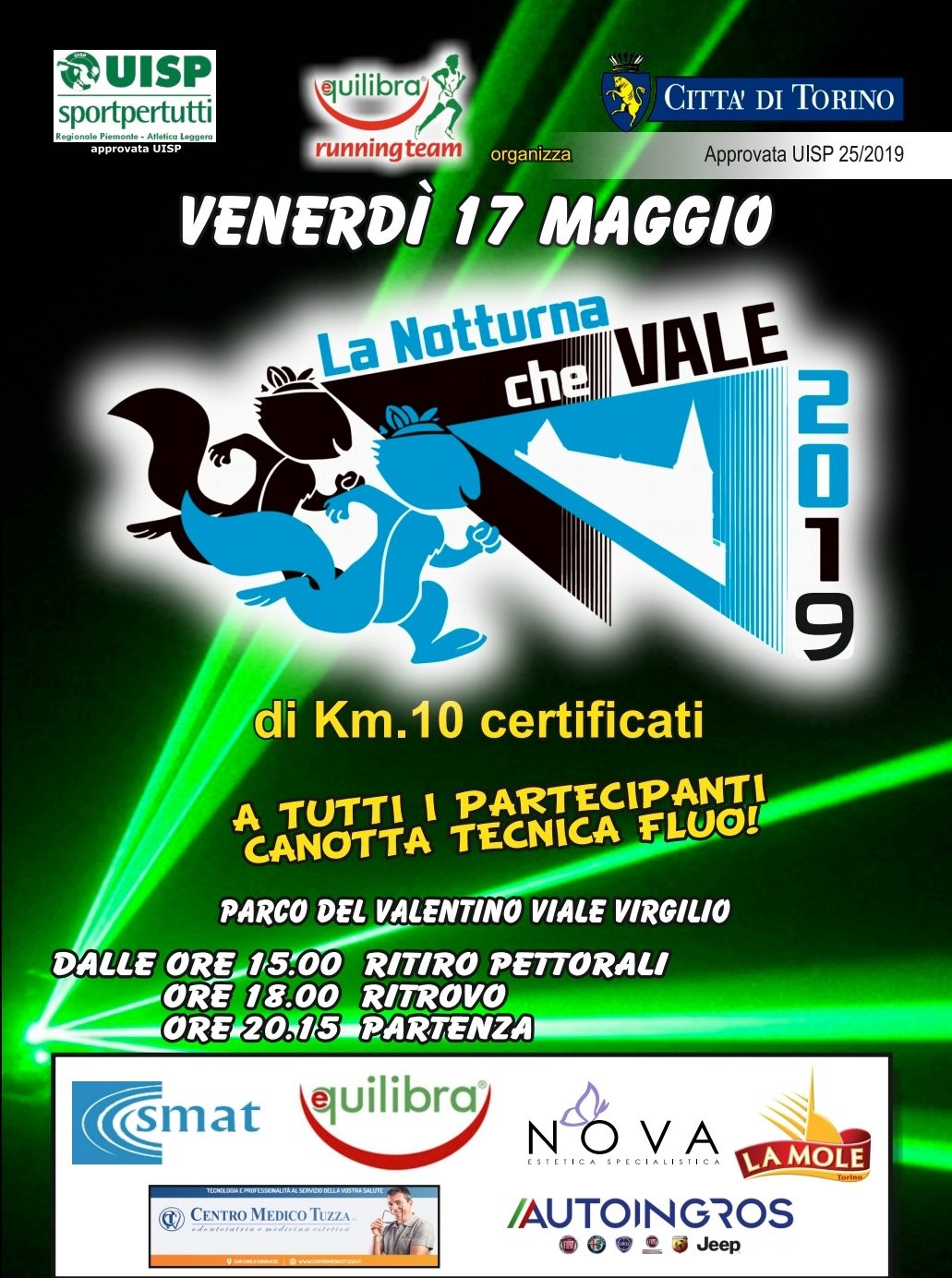 Notturna che Vale front